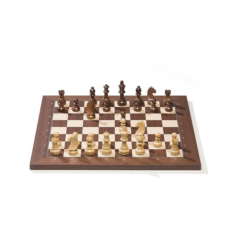 E-šachovnice USB - Rosewood