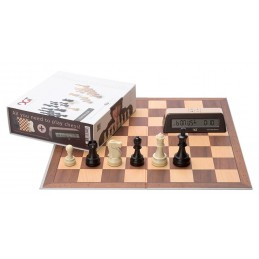 DGT Chess Box Brown