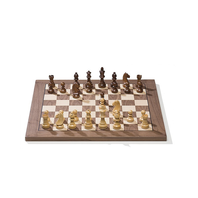 E-šachovnice USB - Walnut