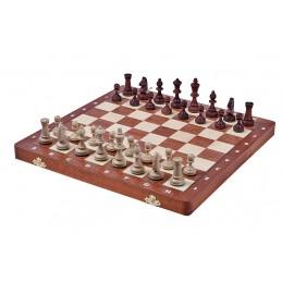 Šachy MAGNETIC LARGE INTARZIA