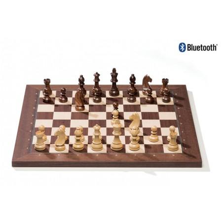 E-šachovnice Bluetooth - Rosewood
