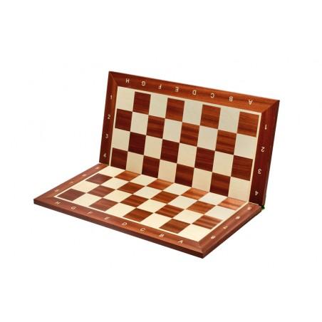 Šachovnice No. 5 skládací Walnut
