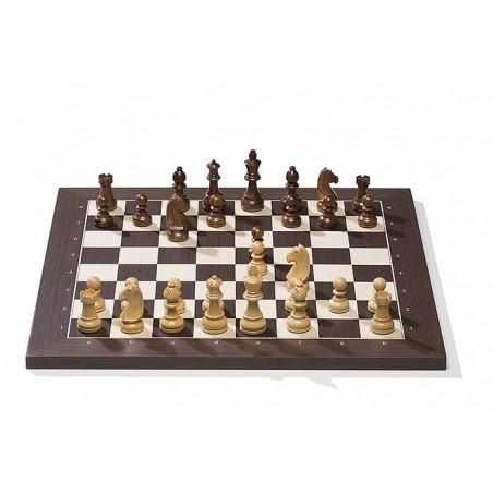 E-šachovnice turnajová - Wenge