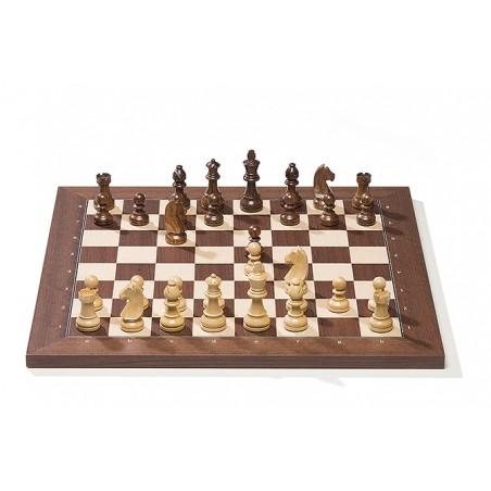 E-šachovnice turnajová - Rosewood