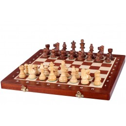 Šachy TOURNAMENT NO.5 French