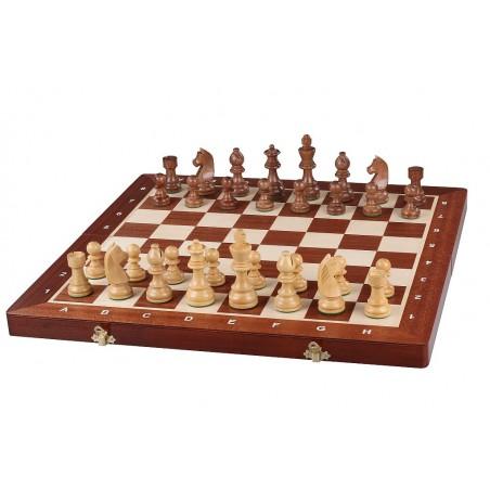 Šachy GERMAN KNIGHT NO.6