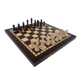Šachy TOURIST + BACKGAMMON
