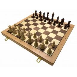 Šachy STAUNTON NO.6 STD