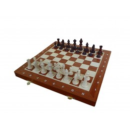 Šachy MAGNETIC SMALL INTARZIA